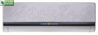 Благодаря бесшумной работе этот кондиционер наилучшим образом подходит для установки в спальне. Интеллектуальный ночной режим поддерживает оптимальную теппературу в помещении и снижает потребление электроэнергии. Модель выделяется эксклюзивным дизайном, ультратонким корпусом и оснащена многоступенчатой системой очистки воздуха.
