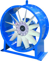 Осевые вентиляторы ВО 30-160