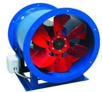 Осевые вентиляторы дымоудаления ВО 21-210 ДУ