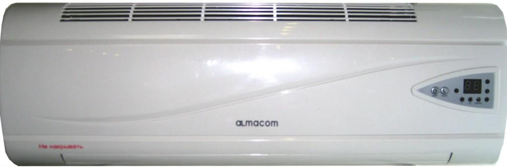 Керамический тепловентилятор Almacom РТС-WM-20А(настенный)